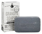 Grandpa's Soap Co. - Face & Body Bar Soap Charcoal