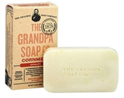 The Grandpa Soap Co- Cornmeal (130ml)