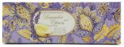 Saponificio Artigianale Fiorentino Lavender and Citron Italian Soap - 3 Soaps, 160ml Each