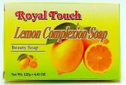 3PCS OF Royal Touch Lemon Complexion Soap 125g