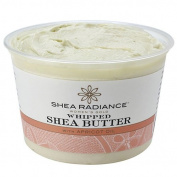 Shea Radiance Shea Butter, Whipped Apricot 150ml