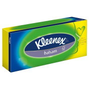 Kleenex Balsam Tissues (80) - Pack of 2