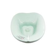Cleo Bubble a Sitz Bath Light Hip Bath Tub Kit for Pregnant Women, Haemorrhoids Patients on the Toilet