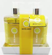 Meyer Lemon Hand Soap & Lotion Set