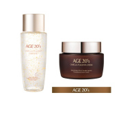 AGE 20'S Camellia Placenta Essence 200ml +Cream 100g