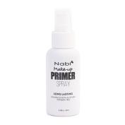 Nabi Cosmetics Makeup Primer Setting Spray Long Lasting Enhanced with Aloe Vera