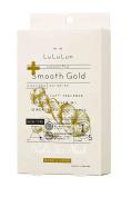 Lululun Plus -Smooth Gold- Mask 30ml/1fl.oz x 5 Sheets