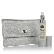 PRAI Platinum Firm & Lift Serum and Clutch