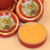 New 8Pcs Tiger Balm Plaster Ointment Creams Balsamo de Tiger Essential Oils For Mosquito Elimination Headache Cold Dizziness