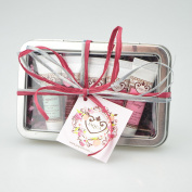 JAQUA Beauty Sweet Mini Hand Creme Fragrance Sampler Gift Set