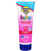 Banana Boat Baby Sunscreen Tear-Free Sting-Free Broad Spectrum Sun Care Sunscreen Lotion - SPF 50, 240ml