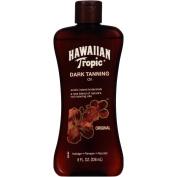 Hawaiian Tropic Dark Tanning Sun Care Moisturising Oil - 240ml