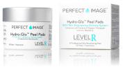 Hydro-Glo 10% Peel Pads (Daily-Use) - Enhanced with Lactic | Mandelic | Glutathione | Kojic Acid | Papaya | Pineapple | Licorice | Bearberry