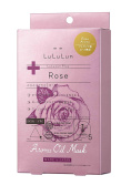 Lululun Plus -Rose- Mask 30ml/1fl.oz x 5 Sheets