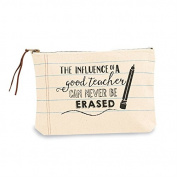 Mudpie Teacher Canvas Bag