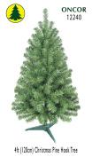 1.2m Eco-Friendly Oncor Christmas Pine Tree