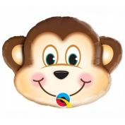 Disney Mischievous Monkey Mini Shape Balloon