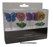 Papyrus Party Picks, Butterfly