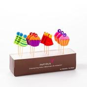 Papyrus Party Picks, Cupcakes