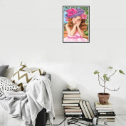 Sunsee 5D Embroidery Paintings Rhinestone Pasted DIY Diamond painting Cross Stitch