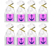 CakeSupplyShop Pink Nautical Party & Cupcake Decoration Supplies