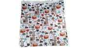 Cat Things 12x12 Scrapbook Paper - 4 Sheets
