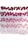 Pink Balloons Birthday Celebration 12x12 Scrapbook Paper - 4 Sheets