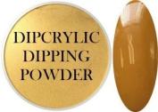 SHEBA NAILS Dipcrylic Dip Dipping Powder - 30ml - Mustard