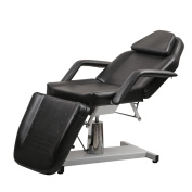 Shengyu Black Professional stationery Facial Massage Table Bed Chair Beauty Salon Equipment