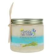 Florida Salt Scrubs All Natural Atlantic Sea Salt Scrub 360ml (344g)
