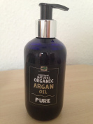 100% Pure organic fair trade sustainable cold pressed Argan oil (250ml). Supporting the UCFA