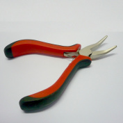 Micro Ring Pliers for Micro Loop / Ring / Bead Hair Extensions Curved