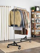 Whitmor Commercial Garment Z-Rack