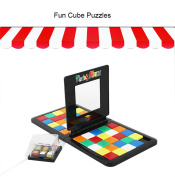 Antais Parent-child Interaction Moveable Against the Rubik's Cube Puzzle Board Toys Blocks