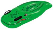 Small World Toys Active Edge - Crocodile Kickboard Inflatable Crocodile Kickboard