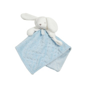 King Bear Baby Dots with 3D polka dots with lollipop Rabbit - Blue