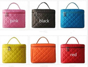 SF-World Lady Makeup Organiser Cosmetic Container Pouch Case Box Large Capacity Portable Toiletry Travel Bag Girl