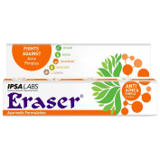 2 x Eraser Acne & Pimple Cure Cream Ayurvedic Treatment for Pimples