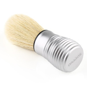 Anbbas Quality Bristle Shaving Brush with Alloy Handle for Mens Wet Shaving