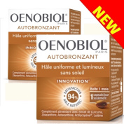 Oenobiol Tan Hale Uniform and Sun Without Light – Set of 2 Boxes
