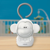 VTech BC8211 Safe & Sound Myla the Monkey Portable Sound Machine Baby Soother