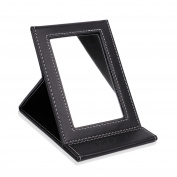 DUcare Portable Folding Vanity Mirror with Standing, Small