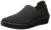 Bernie Mev Women's Smooth Cha Cha Slip-On Loafer