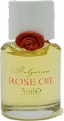 Essential Rose Oil – 100 % Pure Bulgarian Rose (Otto) Oil –Steam Distilled from Rosa Damascena - Therapeutic Grade - Undiluted - Finest Quality – 5 ml