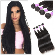 JiSheng Human Hair 3 Bundles Mink Brazilian Hair Weaving 100 Unprocessed Brazilian Straight Hair Cheap Hair Bundles 8a Grade Virgin Unprocessed Natural Colour 50g