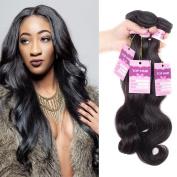 Top Hair 7A Brazilian Virgin Body Wave 3 bundles 50cm 60cm 60cm Natural Colour Unprocessed Brazilian Virgin Human Hair Milky Wavy Human Hair Extension Weaves