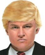 WIIPU DONALD TRUMP Costume Wig USA President Halloween Fancy Dress Hillary Clinton