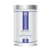 MK HAIR BOTOX PLATINUM BLONDE 1010ml / 960g - USA
