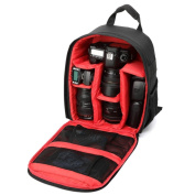 ABC Camera Backpack Bag Waterproof DSLR Case for Canon for Nikon for Sony