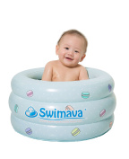 P3 Swimava Le Macaron Baby Bathing Tub for New born-24 months